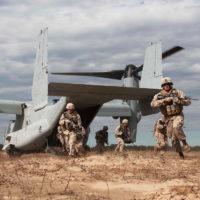 Marine Corps Team
