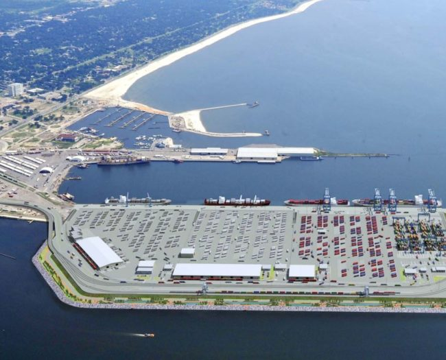 Mississippi Port Case Study The Spectrum Group