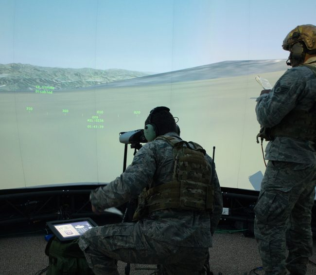 National Guard Training Simulator Case Study The Spectrum Group